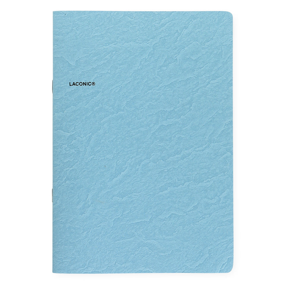 Laconic Laconic Cliff Notebook Blue | Small or Large