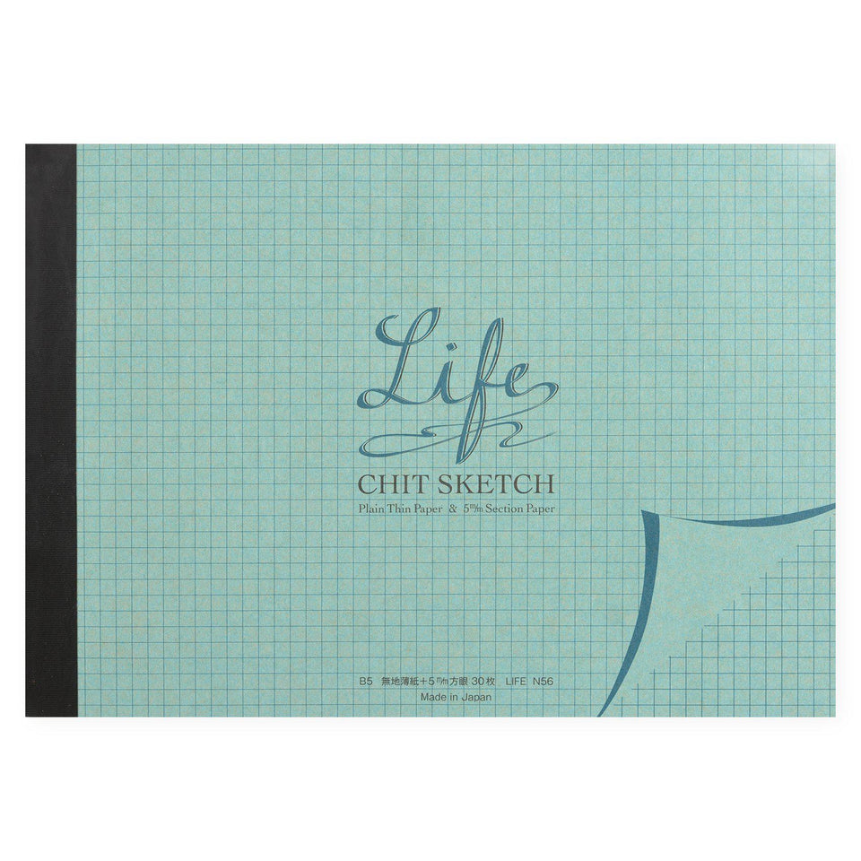 LIFE Stationery Chit Sketch Book