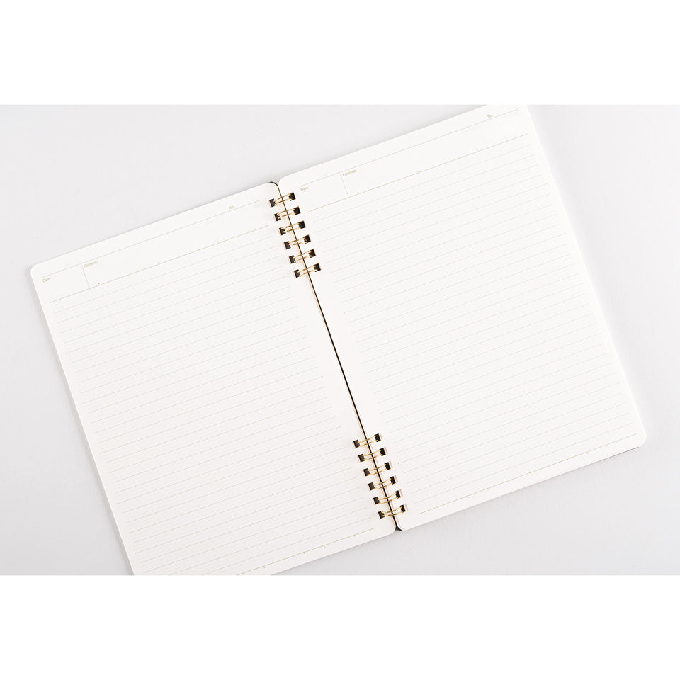 Nakabayashi Logical Prime Ring Binding Notebook A5 or B5