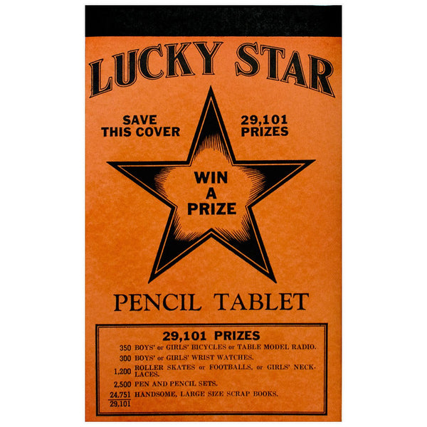 Lucky Star Tablet No. 1 By Vintage - 1