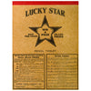 Vintage Lucky Star Tablet No. 5