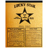 Vintage Lucky Star Tablet No. 7