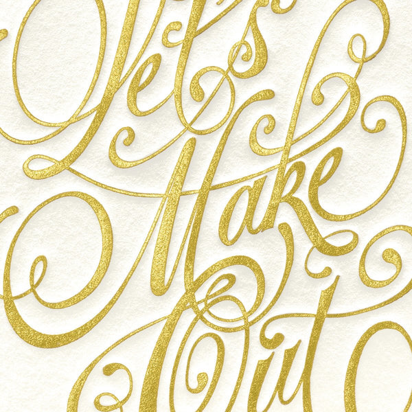 Make Out Card - GREER Chicago Online Stationery