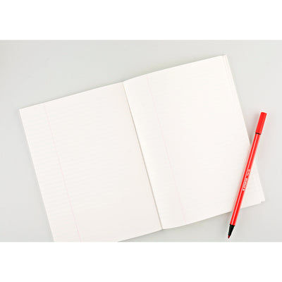 LIFE Stationery Margin A5 Notebook | Plain, Section or Ruled