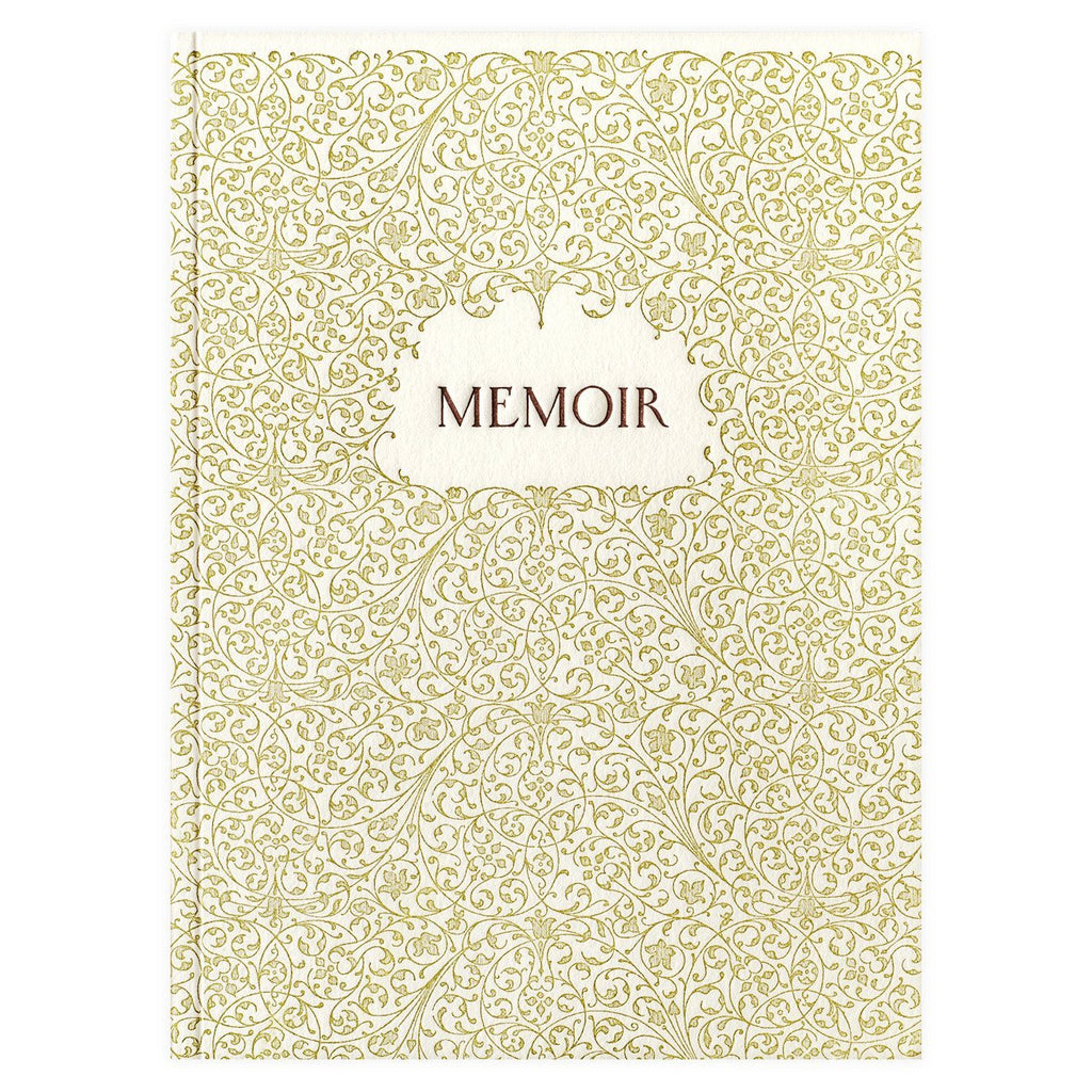 Memoir Lined Journal By Oblation Papers & Press - 1