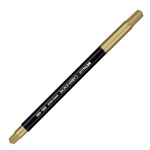 Fibralo Metallic Gold Marker Pen - GREER Chicago Online Stationery