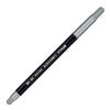 Caran d'Ache Fibralo Metallic Silver Marker Pen - GREER Chicago Online Stationery Shop