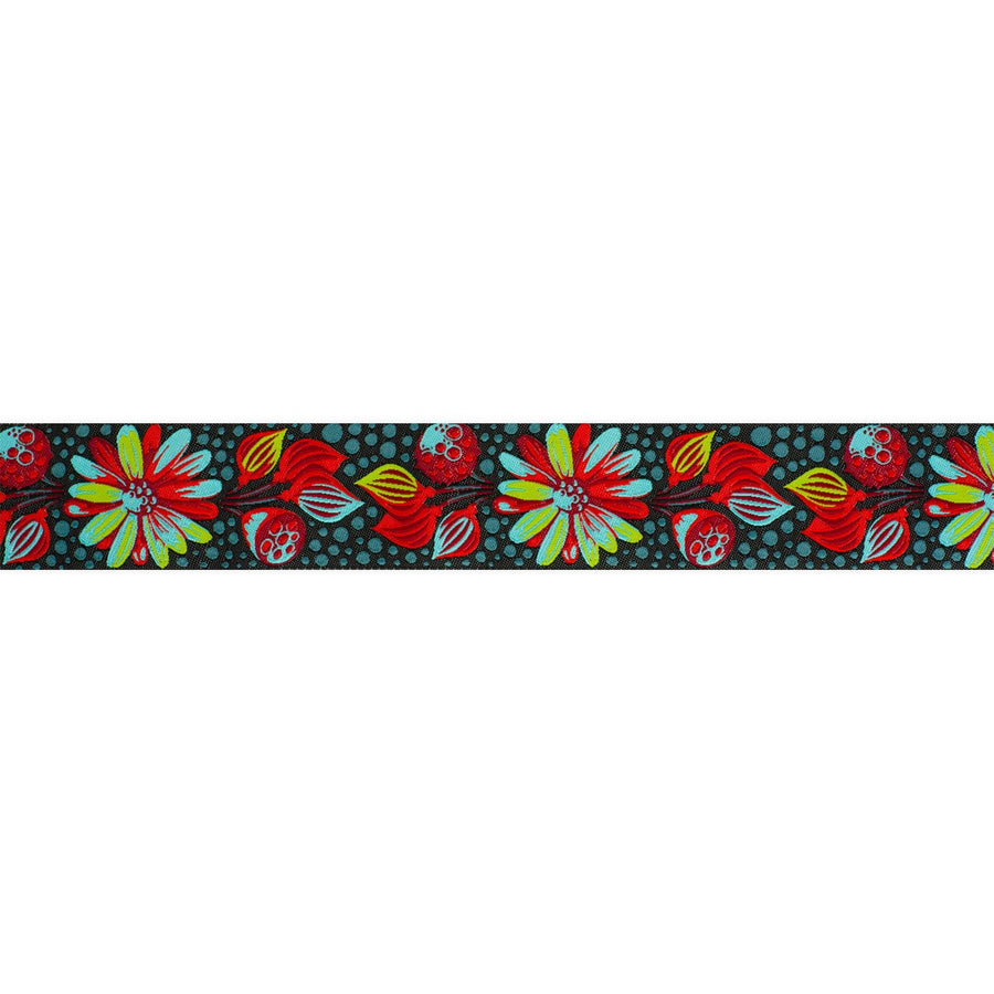 Ribbon Midnight Sprout Ribbon - GREER Chicago Online Stationery Shop