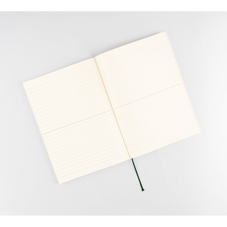 Midori Midori MD Notebook Lined A6 or A5
