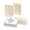 Misc. Goods. Co. Misc. Goods Co. Ivory Playing Cards - GREER Chicago Online Stationery Shop