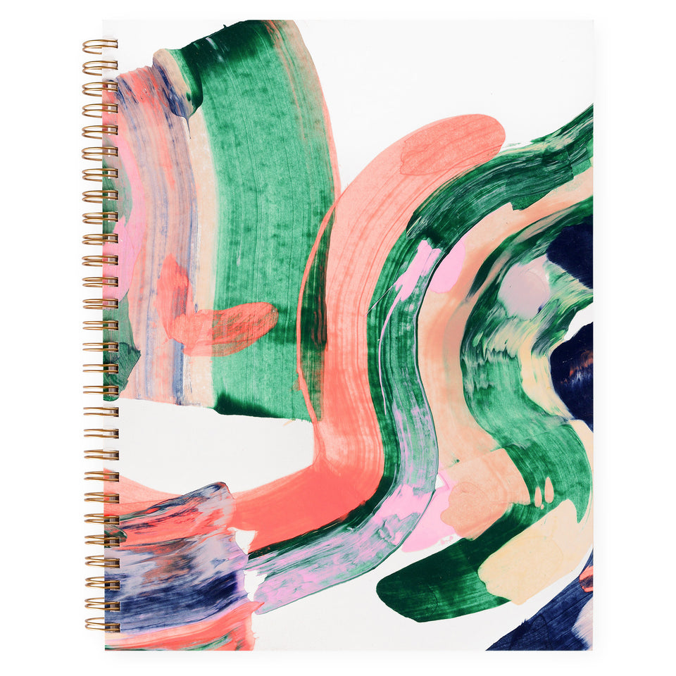Moglea Nightfall Hand-Painted Workbook