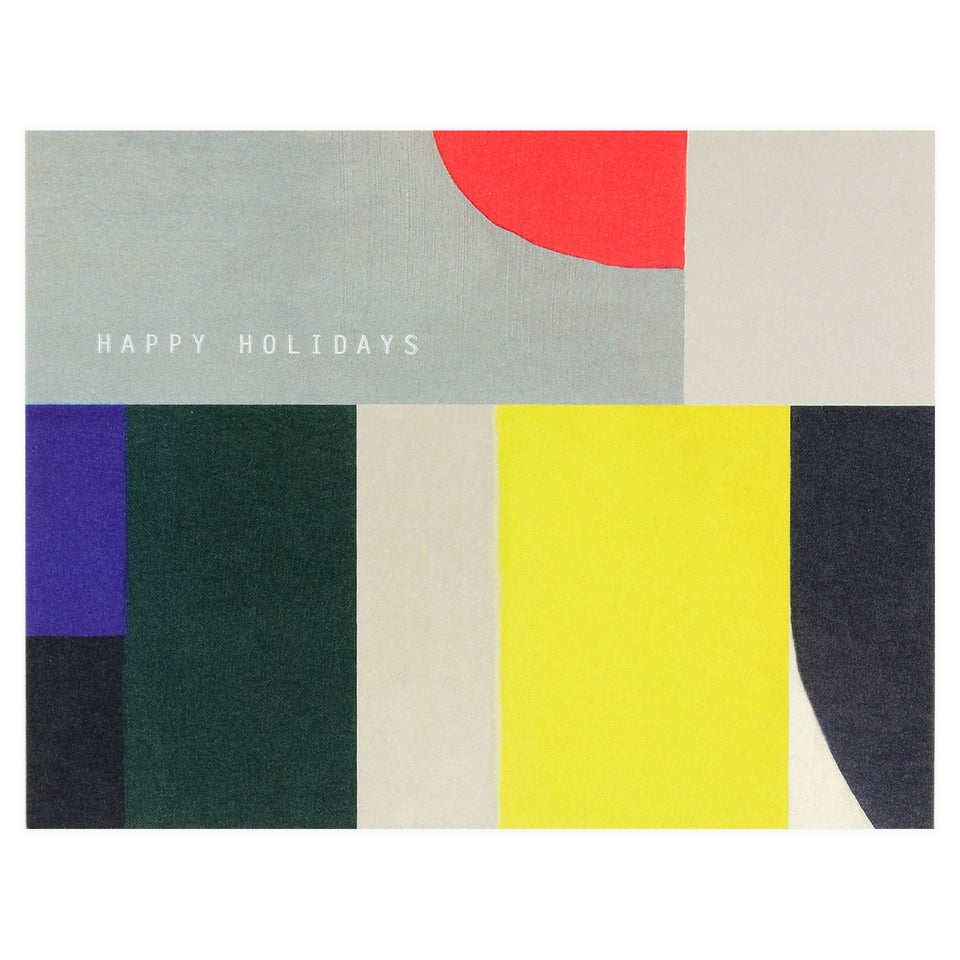 Moglea Holiday Prism Cards Boxed Set