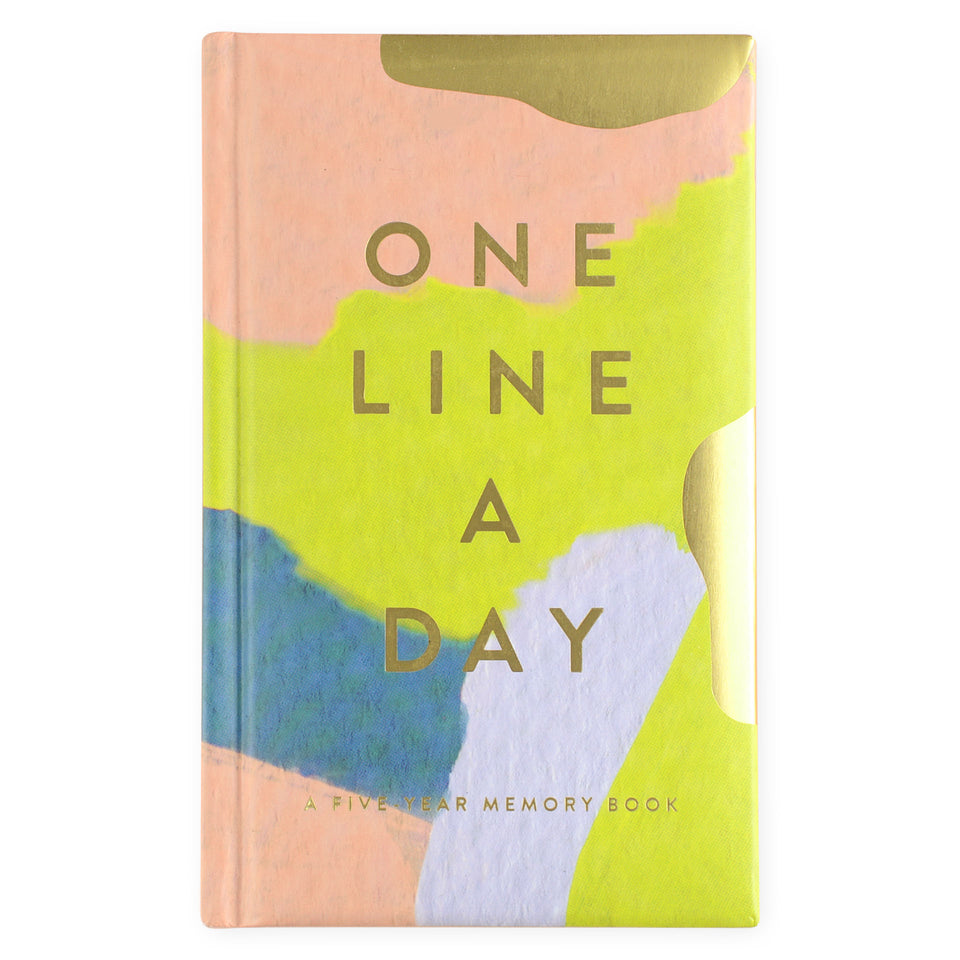 Moglea Moglea One Line A Day  Five Year Memory Book