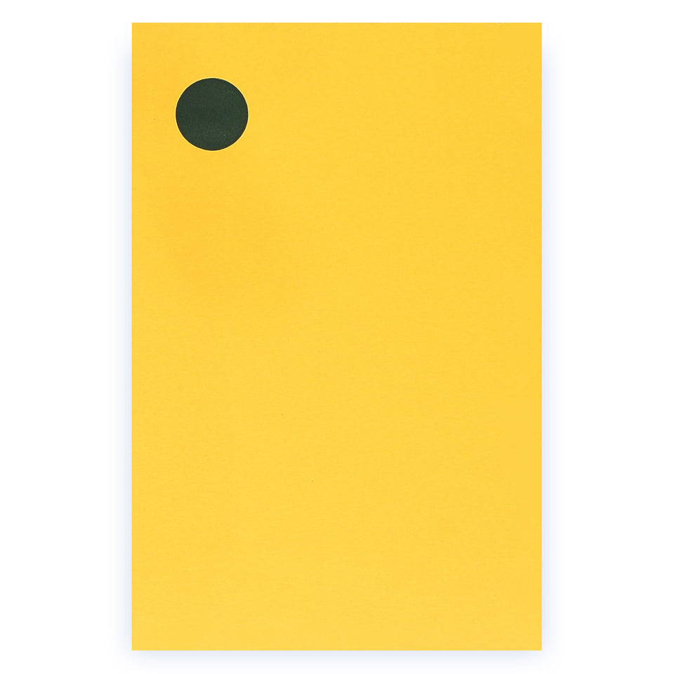 Moglea Dot Pad Yellow