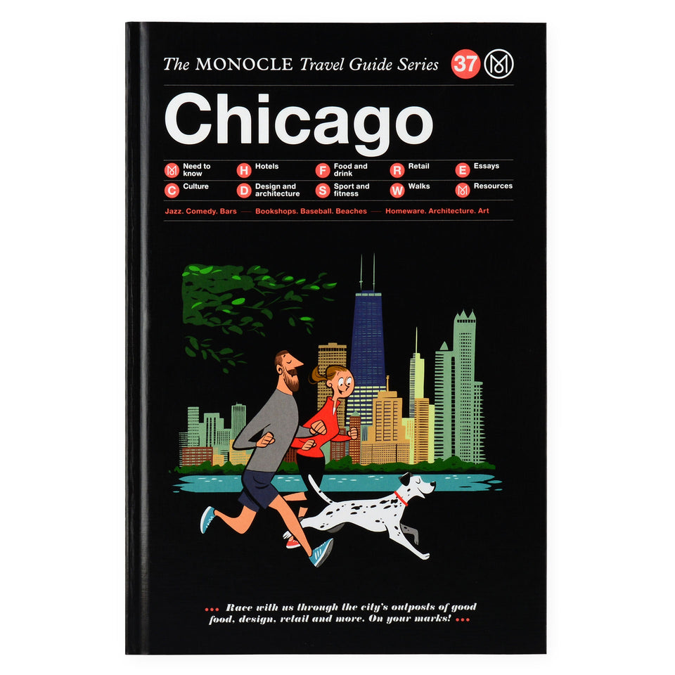 Monocle Monocle Travel Guide to Chicago