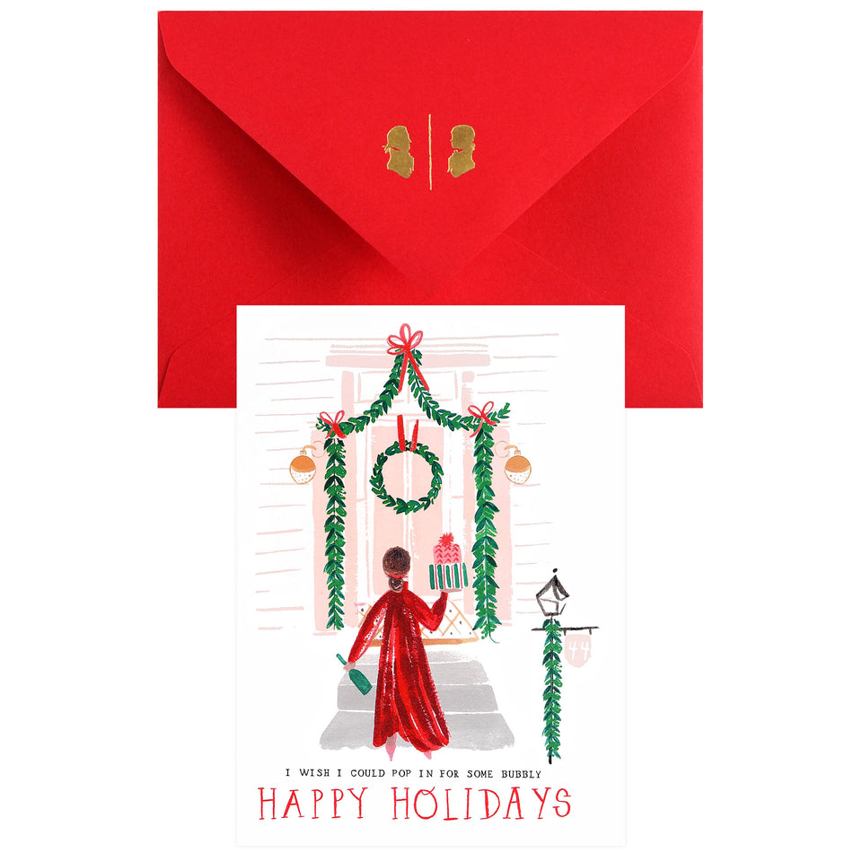 Mr. Boddington's Studio Ding Dong Holiday Cards Boxed or Single