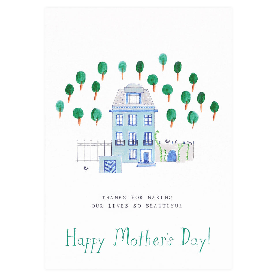 Beautiful Life Mama Mother's Day Card