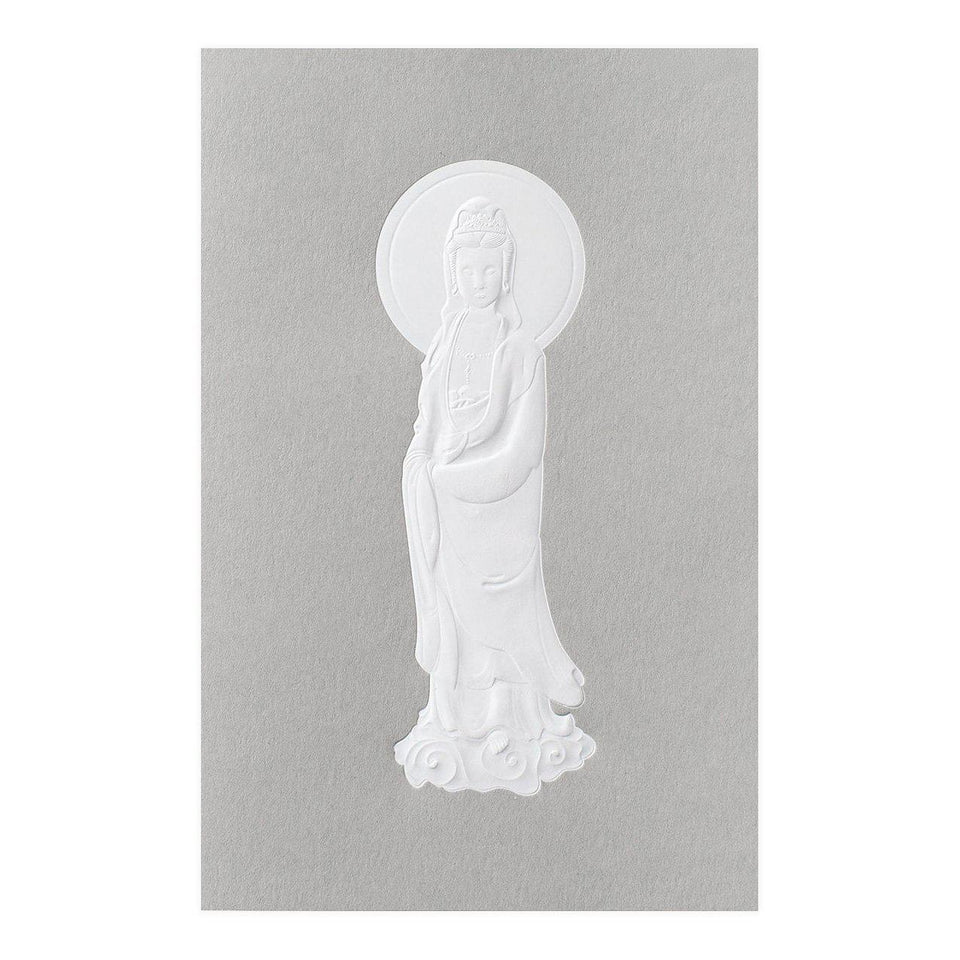 Noat Guanyin Greeting Card