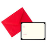 Snow & Graham Tiny Card Notched Gift Enclosure - GREER Chicago Online Stationery Shop