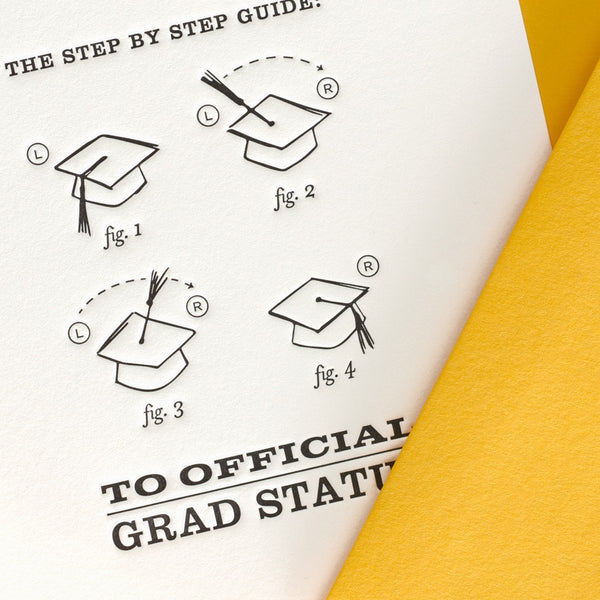 Official Grad - GREER Chicago Online Stationery