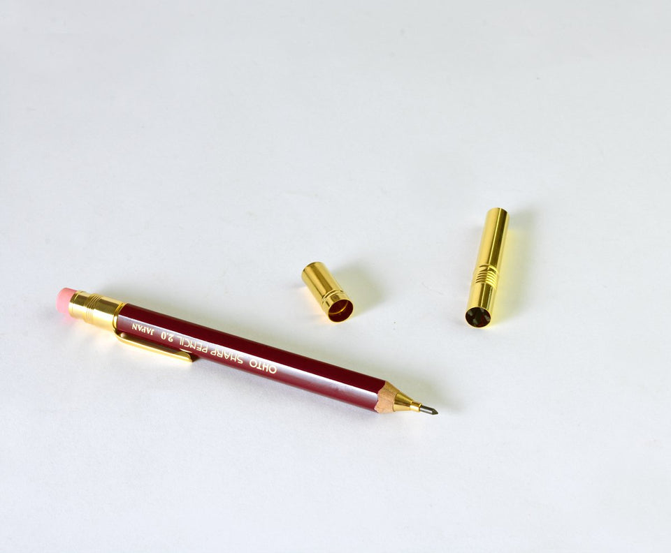 Ohto 2.0 mm Pencil Sharpener