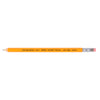 Ohto Wooden Mechanical Pencil 0.5mm Yellow - GREER Chicago Online Stationery Shop