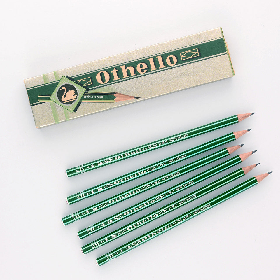Vintage Schwan Othello 282 2H Vintage Pencil