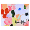 Our Heiday Petals Thankful Folded Thank You Cards Boxed - GREER Chicago Online Stationery Shop