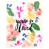 You're So Loved Greeting Card Our Heiday  - GREER Chicago