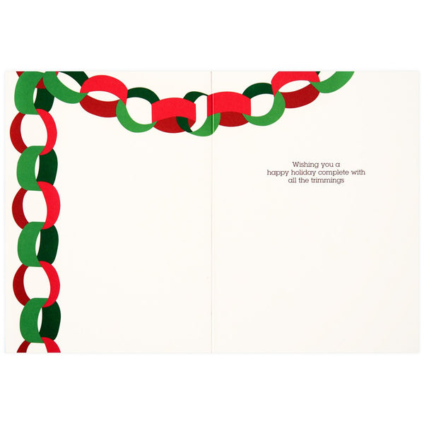 Snow & Graham Paper Chains - GREER Chicago Online Stationery Shop