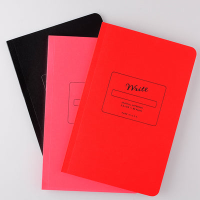 Paper Journal Colors Series | In Three Colors