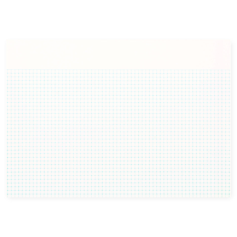 Paperways Desk Notepad Bald Square A4