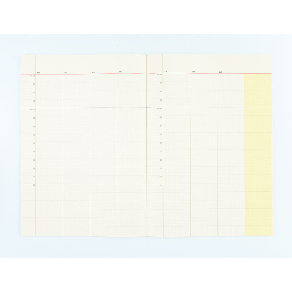 Paperways Paperways Organiser Planner Undated Navy Large