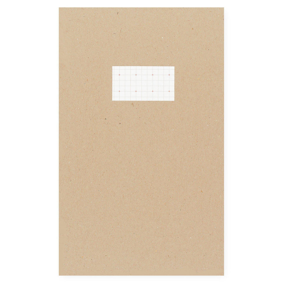 Paperways Paperways Patternism Notebook 03 Cross Grid
