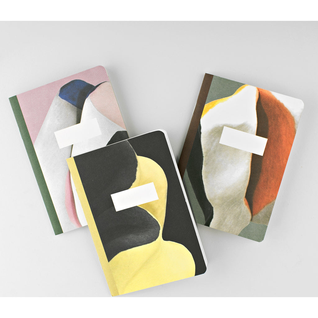 Papier Tigre Mirage Pocket Notebooks Set of Three