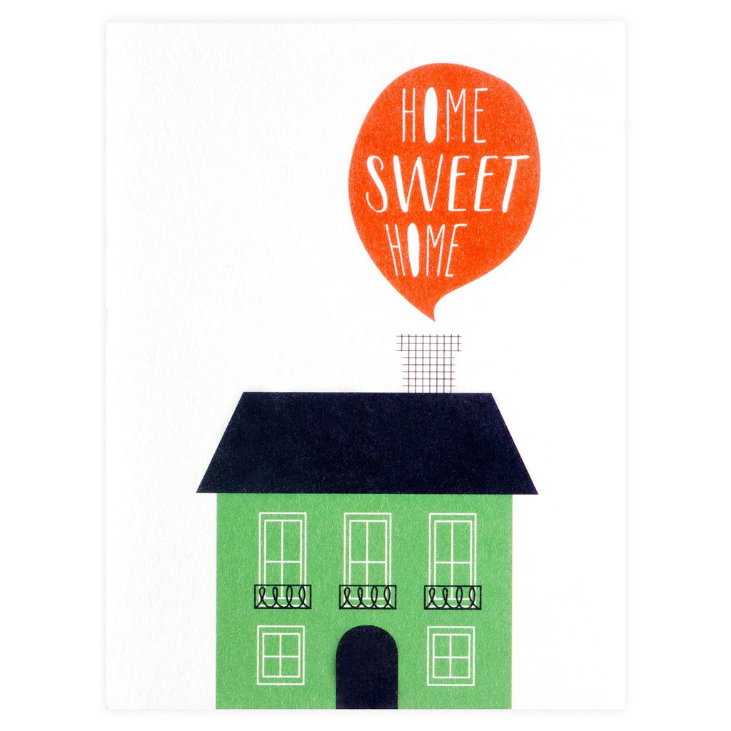 Home Sweet Home Card By Pei Design - 1