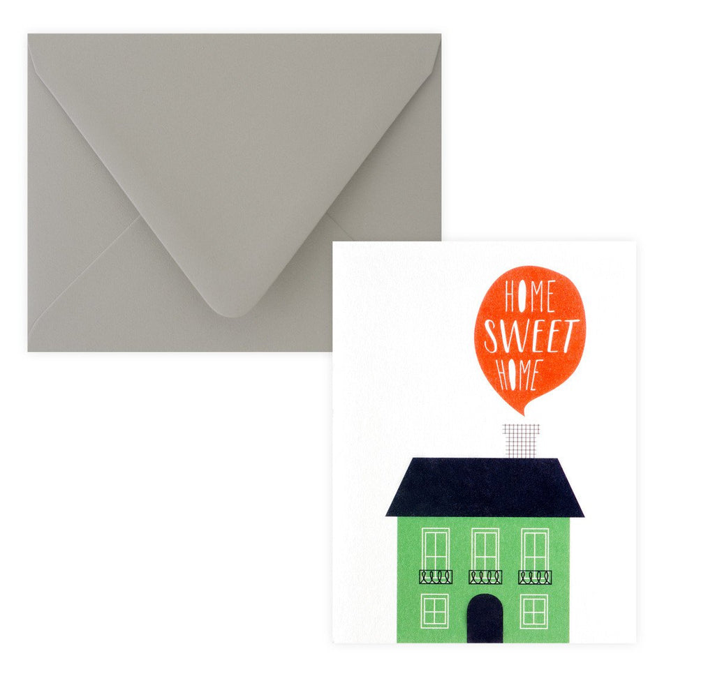 Home Sweet Home Card By Pei Design - 3