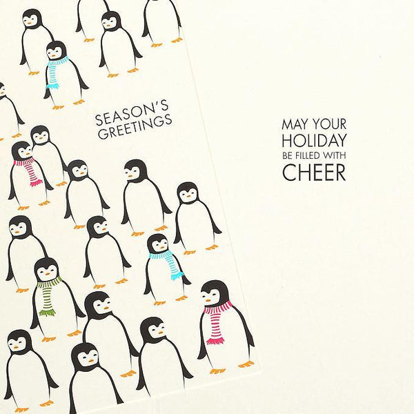 Penguins By Snow & Graham - 1
