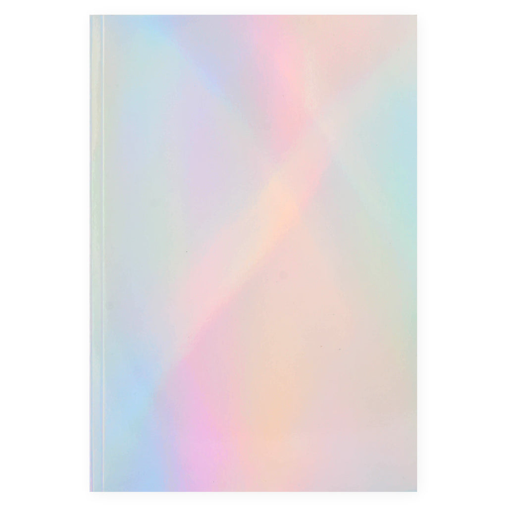 Poketo Holographic Notebook Lined