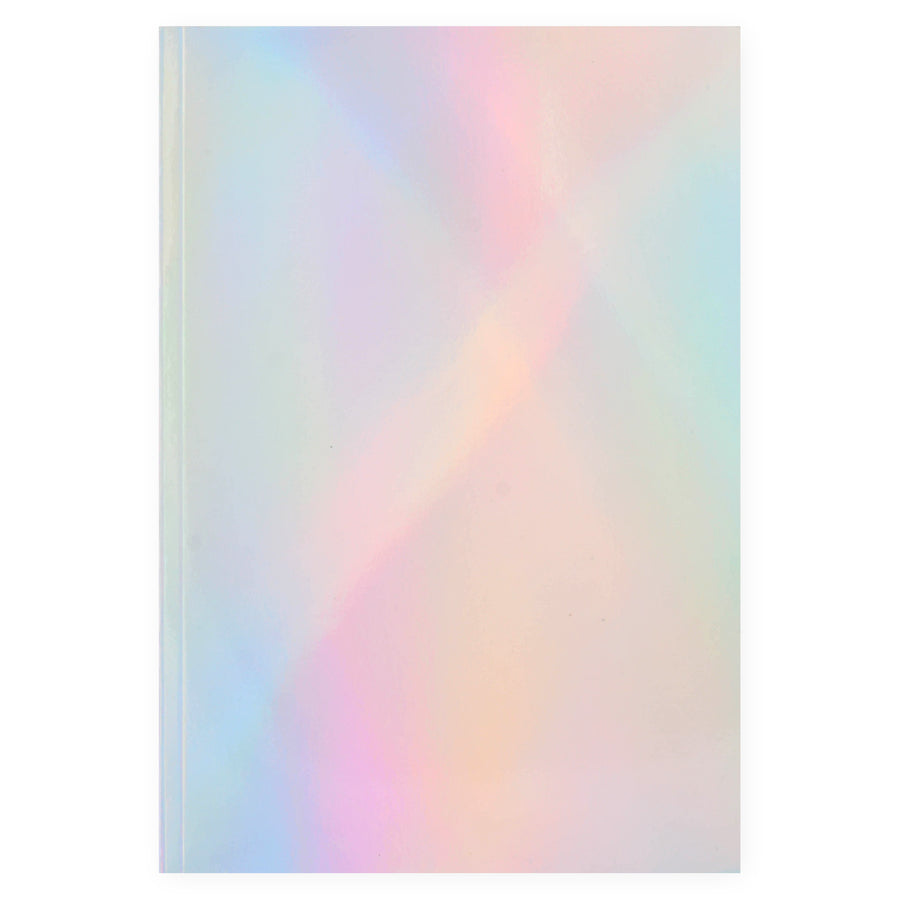 Holographic Notebook Lined