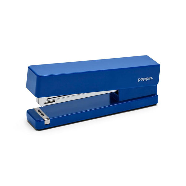 Cobalt Stapler - GREER Chicago Online Stationery