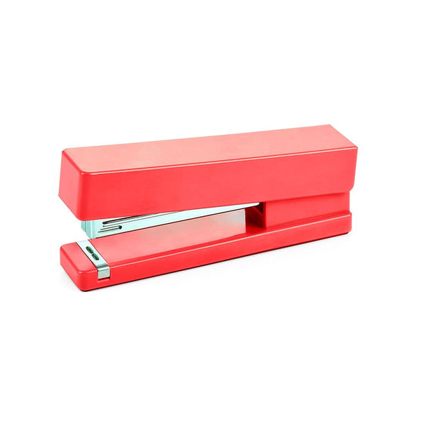 Poppin Coral Stapler - GREER Chicago Online Stationery Shop