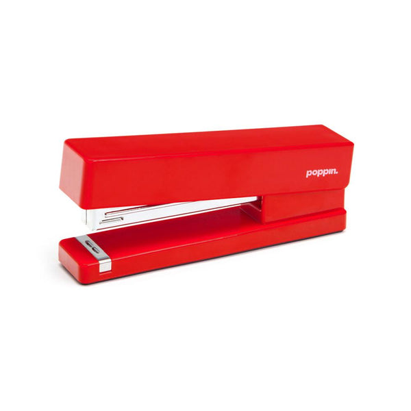 Poppin Red Stapler - GREER Chicago Online Stationery Shop