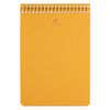 Postalco A6 Notebook School Bus Yellow