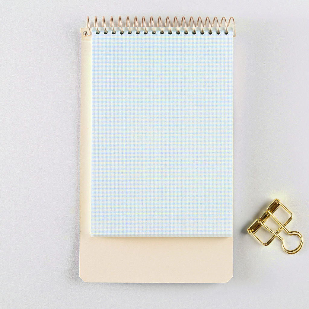 Postalco Notebook A6 Pingraph Light Blue