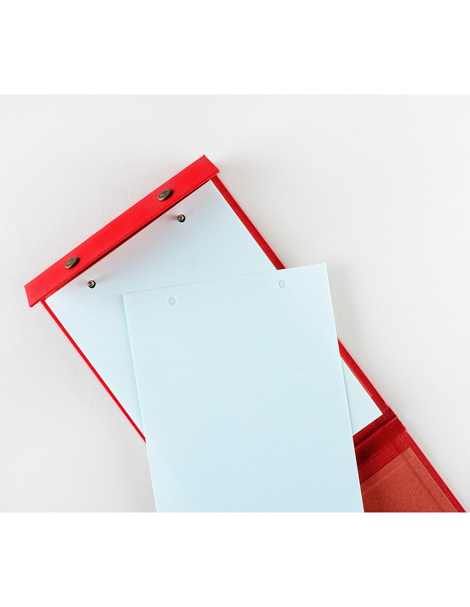 Postalco Postalco Snap Pad SQ Signal Red & Refills | A5 or A4
