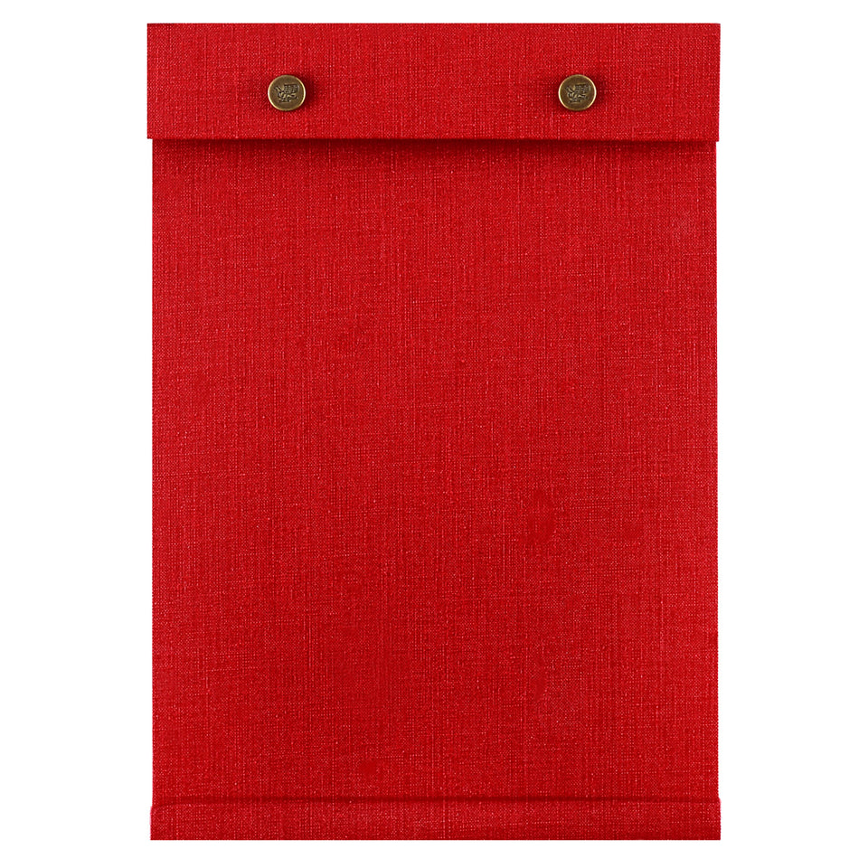 Postalco Postalco Snap Pad SQ Signal Red & Refills | A5 or A4 A5 snap pad