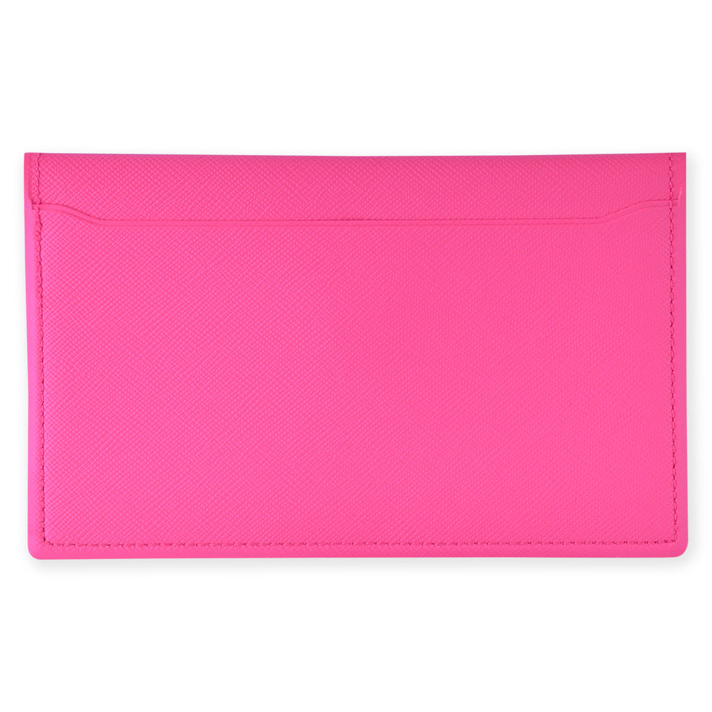 Delfonics Quitterie Multi-Card Case Pouch Pink