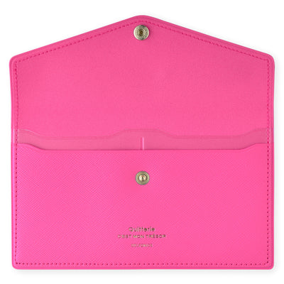 Delfonics Quitterie Multi-Card Case Pouch Pink - GREER Chicago Online Stationery Shop