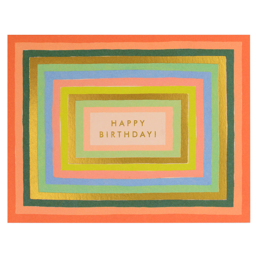 Disco Birthday Card Rifle Paper Co.  - GREER Chicago